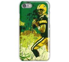 Aaron Rodgers Collage 2015 iPhone Case/Skin