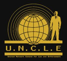U.N.C.L.E (yellow) by kjen20