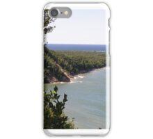 Lake Superior Shoreline iPhone Case/Skin
