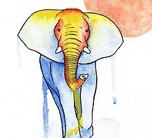 Elephant by Eric Weiand
