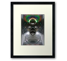 Heavy Thought Framed Print
