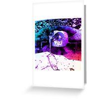 Light parasite Greeting Card