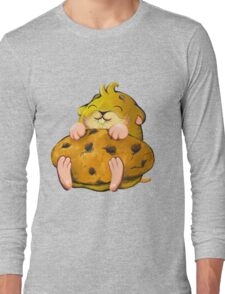 Clever hamster Long Sleeve T-Shirt