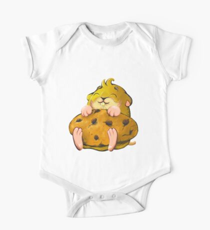Clever hamster One Piece - Short Sleeve