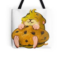 Clever hamster Tote Bag