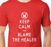 healer did it Unisex T-Shirt