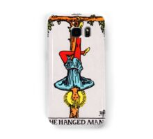 Tarot Card - The Hanged Man Samsung Galaxy Case/Skin