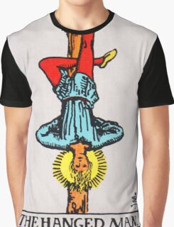 Tarot Card - The Hanged Man Graphic T-Shirt