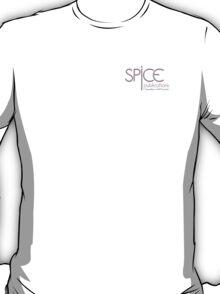 Spice Publications Pink Logo T-Shirt