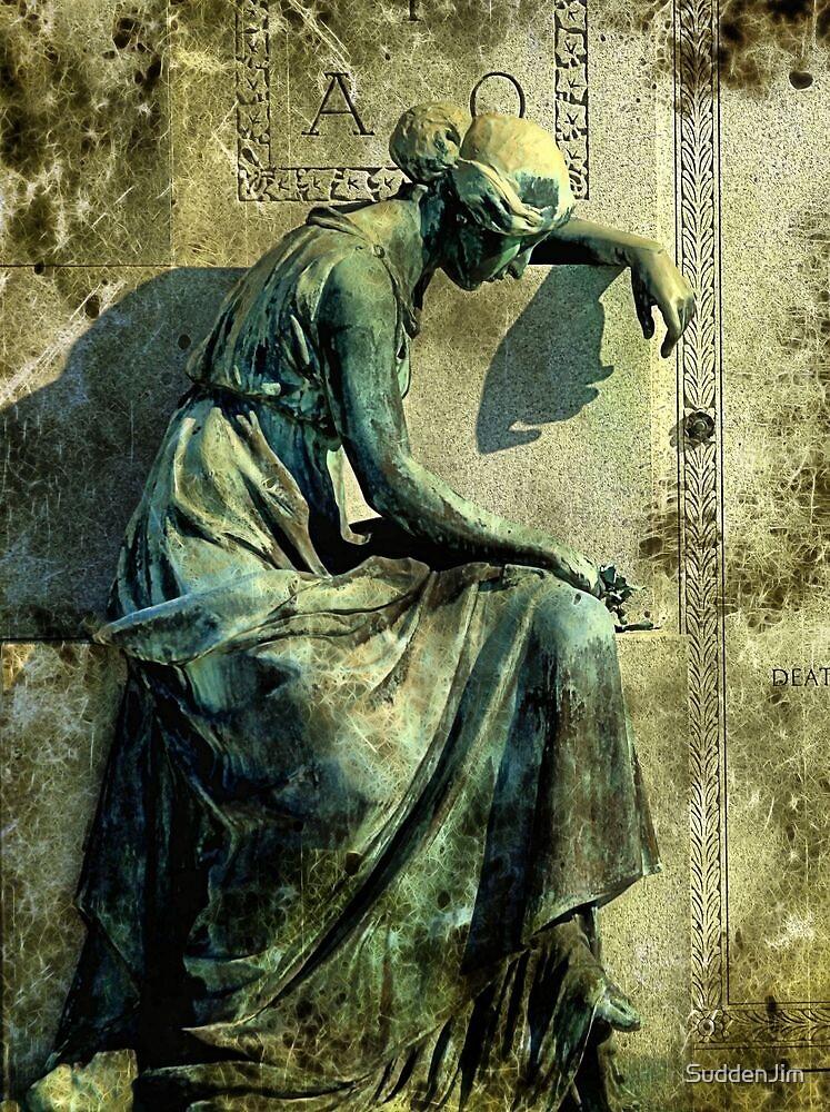 Remorse in Bronze by SuddenJim