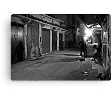 Streetscape Canvas Print