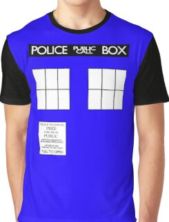 TARDIS Graphic T-Shirt