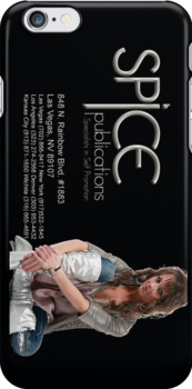 Spice Publications iPhone Pixie Spice by SpicePub