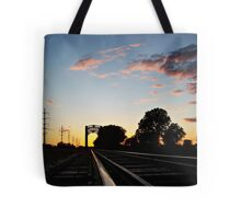 Trestle at Twilight Tote Bag