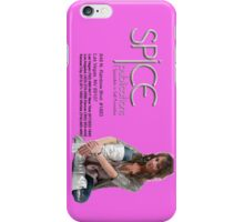 Spice Publications iPhone Pixie Spice Pink iPhone Case/Skin