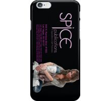 Spice Publications iPhone Pixie Spice Pink Text iPhone Case/Skin