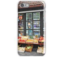 A market iPhone Case/Skin