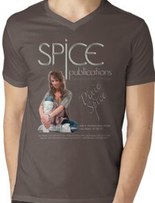 Spice Publications - Pixie Spice Mens V-Neck T-Shirt