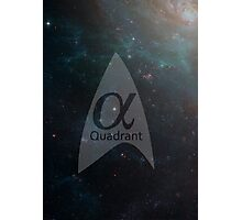 Alpha Quadrant Photographic Print