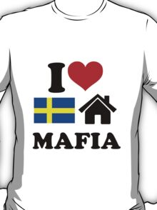 I Love Swedish House Mafia T-Shirt