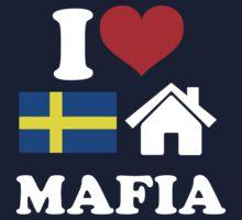 I Love Swedish House Mafia by VectorGraphics