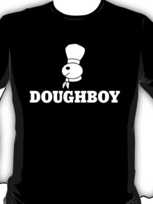 DOUGHBOY in White T-Shirt