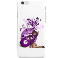 Poolgames 2015 - The No. 4 iPhone Case/Skin