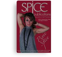 Spice Publications - Pixie Spice Poster 1 Canvas Print