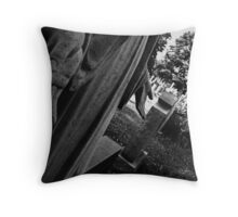 Chiromancer's Fancy Throw Pillow