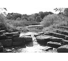 Lisle Waterfall Photographic Print