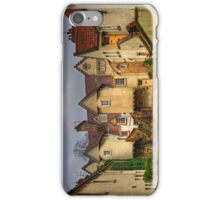 White Horse Close iPhone Case/Skin