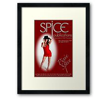 Spice Publications - Pixie Spice Poster 3 Framed Print