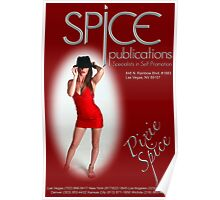 Spice Publications - Pixie Spice Poster 3 Poster