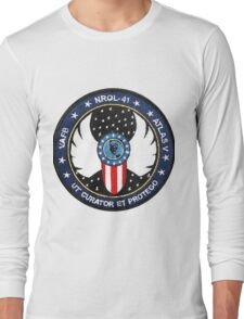 NROL-41 (Gladys) Program Logo Long Sleeve T-Shirt