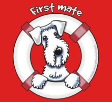 Sealyham Terrier :: First Mate by offleashart