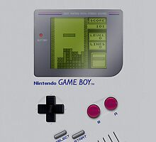 Gameboy case by anguishdesigns