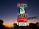 Bob's Cafe by Greg Belfrage