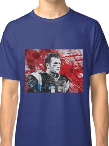 Tom Brady Red White and Blue Classic T-Shirt
