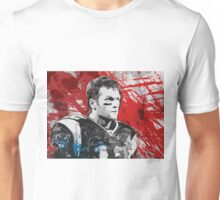 Tom Brady Red White and Blue Unisex T-Shirt
