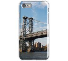 Williamsburg Bridge, NYC iPhone Case/Skin