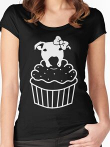 Lita PupCake Women's Fitted Scoop T-Shirt