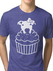 Lita PupCake Tri-blend T-Shirt