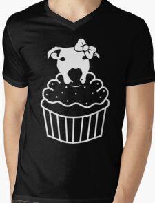 Lita PupCake Mens V-Neck T-Shirt