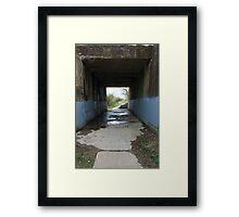 Frame in a Frame Framed Print