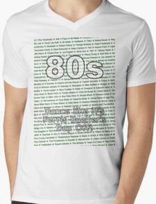 80s - Dance like it's Ferris Bueller's Day Off Mens V-Neck T-Shirt