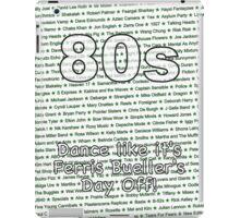 80s - Dance like it's Ferris Bueller's Day Off iPad Case/Skin
