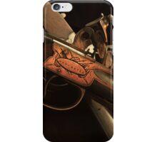 Boxlock iPhone Case/Skin