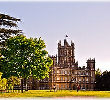 Highclere Castle by gabriellaksz