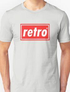 Retro - Red T-Shirt