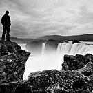 Iceland: Godafoss by Nina Papiorek